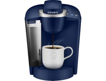 $45 off Keurig K-Classic K50 K-Cup Pod Coffee Maker - Patriot Blue