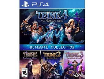 34% off Trine: Ultimate Collection - PlayStation 4