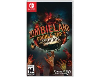 45% off Zombieland Double Tap Road Trip - Nintendo Switch