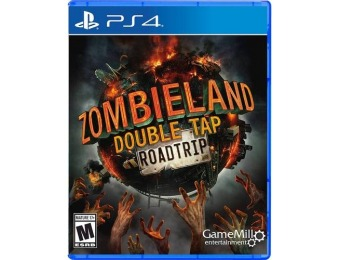 45% off Zombieland Double Tap Road Trip - PlayStation 4