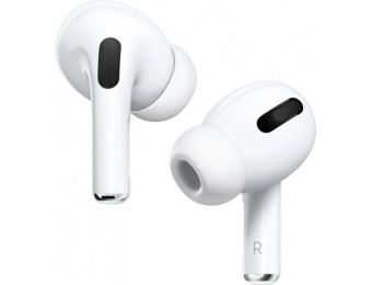 $64 off Apple AirPods Pro, Geek Squad Certified Refurbished