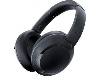 $40 off TCL Wireless Noise Cancelling Over-the-Ear Headphones