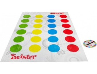 59% off Hasbro TWISTER Party Game