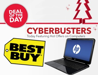Cyberbusters - Hot Offers on Computers for 1 Day Only