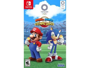 42% off Mario & Sonic at the Olympic Games Tokyo 2020