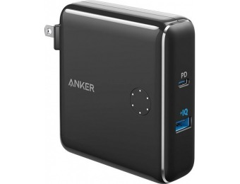 $60 off Anker Multi Port USB Type-C PowerCore Fusion 5000 mAh Charger