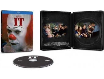 53% off Stephen King's It [SteelBook] Blu-ray
