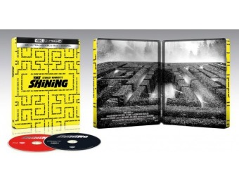 $5 off The Shining [SteelBook] 4K Ultra HD Blu-ray/Blu-ray