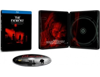 $5 off The Exorcist [SteelBook] Blu-ray