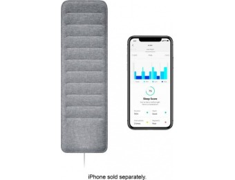 $21 off Withings Sleep Tracking Mat + Heart Rate