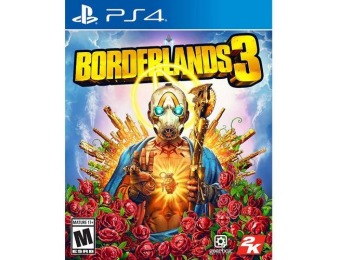 $52 off Borderlands 3 Standard Edition - PlayStation 4