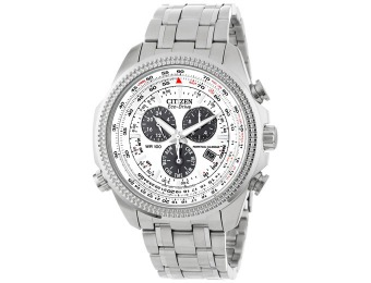 $320 off Citizen BL5400-52A Eco-Drive Stainless Steel Watch