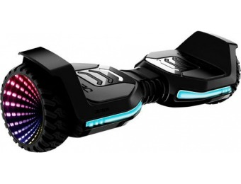$100 off Jetson Flash All-Terrain Light-Up Self Balancing Scooter
