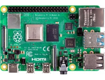 $10 off Raspberry Pi 4 2GB with CanaKit Power Supply
