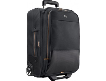 $42 off solo New York Urban Rolling Overnighter Laptop Case