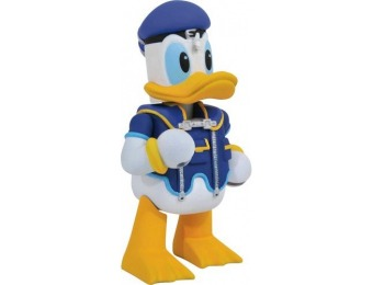 50% off Diamond Select Toys Kingdom Hearts Vinimates Donald Duck