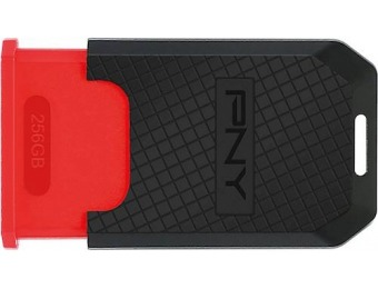 37% off PNY Elite 256GB USB 3.1 Gen 1 Type-C Flash Drive
