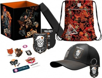 50% off Call of Duty Black Ops 4 Collector's Crate Box