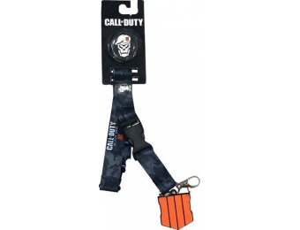 50% off Call of Duty Black Ops 4 Lanyard