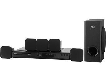 $95 off RCA RTD3266 200W 5.1-Ch DVD Home Theater System