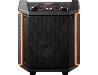 "$80 off ION Audio Sport XL 8"" 2-Way Tailgate Portable PA Speaker"