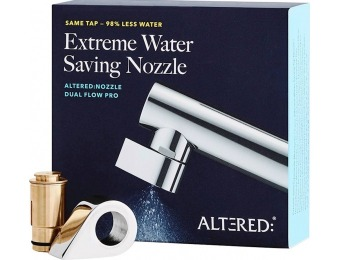 $15 off Altered Water Saving Nozzle