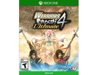 33% off Warriors Orochi 4 Ultimate - Xbox One