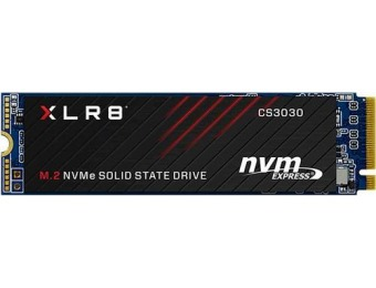 $20 off PNY 1TB Internal PCI Express Solid State Drive