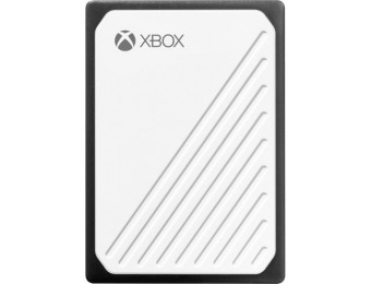 $70 off WD Gaming Drive Accelerated for Xbox One 1TB SSD