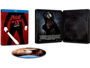 53% off Friday the 13th [SteelBook] Blu-ray
