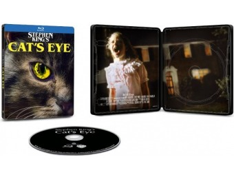 56% off Cat's Eye [SteelBook] Blu-ray