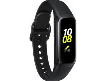 $20 off Samsung Galaxy Fit Activity Tracker + Heart Rate