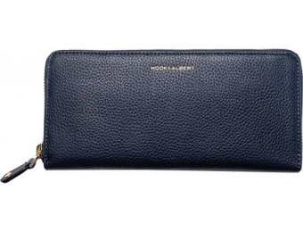 $75 off Hook & Albert Zip-Around Wallet - Navy