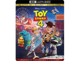 $13 off Toy Story 4 (4K Ultra HD/Blu-ray)