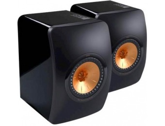 "$600 off KEF LS50 5-1/4"" 2-Way Studio Monitors (Pair)"
