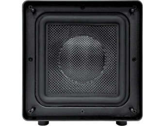 "$500 off Sonance Dual 8"" 300W Powered Wireless Subwoofer"