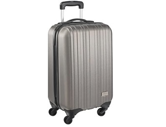"75% off DiVOGA 20"" Carry-On Spinning Suitcase"