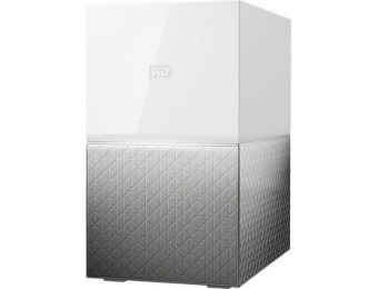 $60 off WD My Cloud Home Duo 4TB 2-Bay Personal Cloud