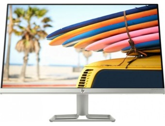 "$50 off HP 24"" LED FHD Monitor"