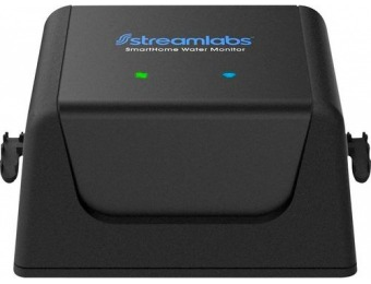 $70 off Streamlabs Wi-Fi Water Monitoring and Leak Detection