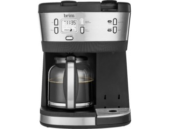 $90 off Brim Triple Brew 12-Cup Coffee Maker