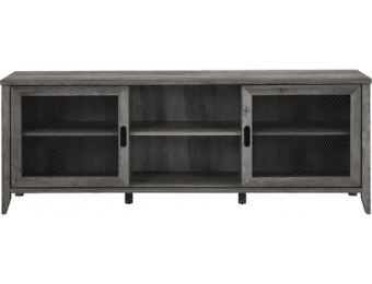 $274 off Walker Edison Industrial TV Stand for Most TVs up to 78""