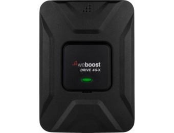 $200 off weBoost Drive 4G-X Cell Phone Signal Booster