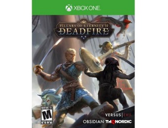 $20 off Pillars of Eternity II: Deadfire - Xbox One