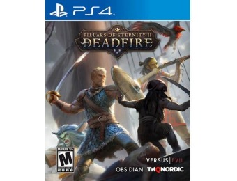 $20 off Pillars of Eternity II: Deadfire - PlayStation 4