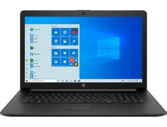 "$130 off HP 17.3"" Laptop - Intel Core i5, 8GB, 256GB SSD"