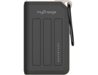 50% off myCharge Adventure Max 10,050 mAh Portable USB Charger