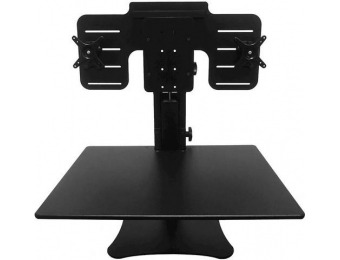 $149 off Victor Manual Dual Monitor Standing Desk