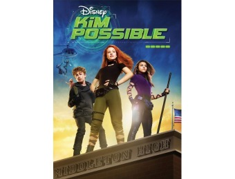 78% off Kim Possible (DVD)