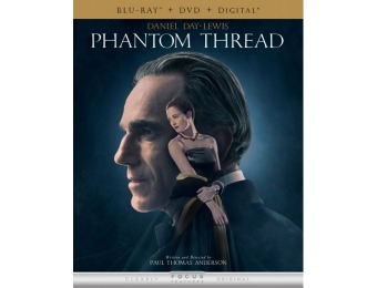 84% off Phantom Thread (Blu-ray)